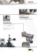 GALILEO primary hardness standardizing machines - EN / Hahn+Kolb - Page 6