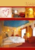 Wohlfühlen Genießen Verwöhnt werden  - Waldhotel Roggosen - Seite 6