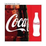 YOUR QUESTIONS ANSWERED - Coca Cola