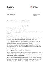 Word Pro - Rettifica2 Det CdC Pecorino Sardo - Sardegna Agricoltura