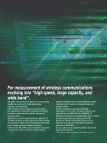 Anritsu MG3700A: Vector Signal Generator - elsinco - Page 2