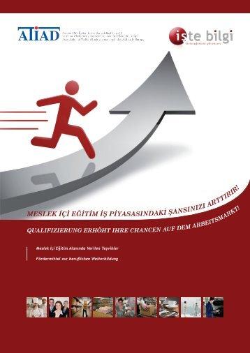 I. Eğitim Teşvik Çeki - Iste Bilgi