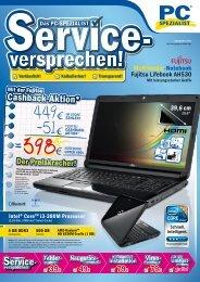 Sonderflyer September 2011 - PC Spezialist Moers