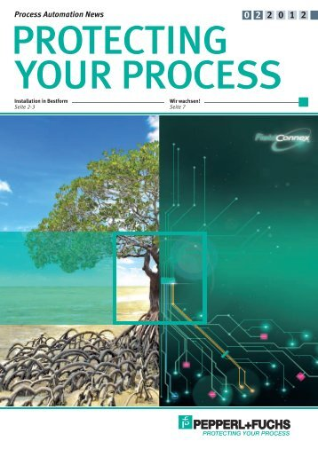 protecting your process 02/2012 (pdf, 3 mb) - Pepperl+Fuchs