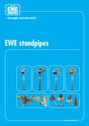 EWE standpipes