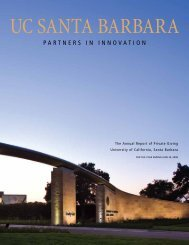 A Gateway to the Future - Institutional Advancement - University of ...