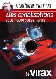 La caméra VISIOVaL VIraX - Hellopro