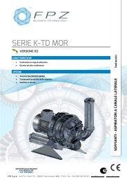 Serie TD - IE2 - Watergas