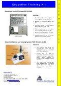 Education Training Kit - Precicon D&C Pte Ltd - Page 3