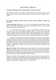 Sık Sorulan Sorular ve Cevapları - Karabük Üniversitesi