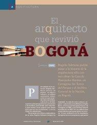 Rogelio Salmona, el arquitecto que revivió Bogotá