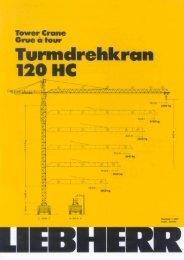 Liebherr 132 HC - towercrane.no