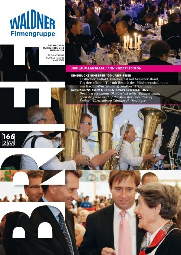 WALDNER Brief - Sonderausgabe - Nr. 166.pdf - Waldner ...
