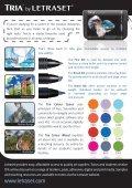 Academic Leaflet - Letraset - Page 2