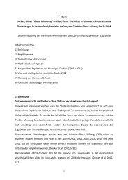 """Zusammenfassung und Ergebnisse der Studie """"Mitte im ... - Ditib"""