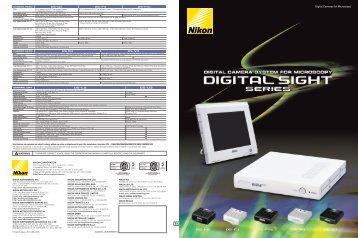 Digital Cameras for Microscopy