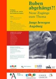 """Open Space: """"Marktplatz der Ideen"""" - Kinderbetreuung in Augsburg ..."""