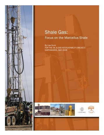 Shale Gas: Focus on the Marcellus Shale - Penn State Marcellus ...