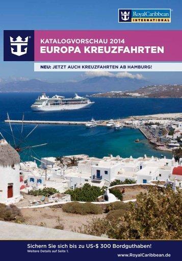 europa KreuzfahrTen - Royal Caribbean International