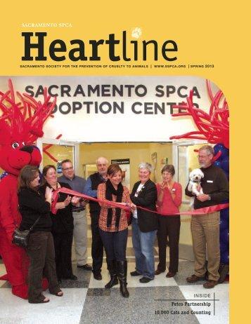 Heartline - Sacramento SPCA