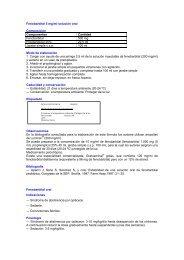 Fenobarbital 5 mg/ml solución oral Composición Componentes ...