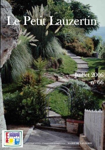 Petit Lauzertin n°66 - Lauzerte
