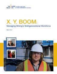 X, Y, Boom: Managing Mining's Multigenerational Workforce ... - MiHR