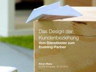 Präsentation zum Vortrag herunterladen (PDF, 4,6 MB) - VLOW!