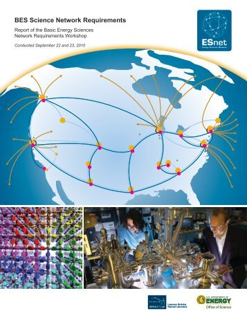 Report of the Basic Energy Sciences Network ... - Office of Science