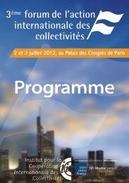 Télécharger le catalogue programme de l'édition 2012 - coopdec icic