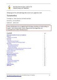 VÃ¥rdprogram tyreotxikos endokrinsektionen finalt (2) - BLF