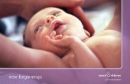 thank you! - March of Dimes