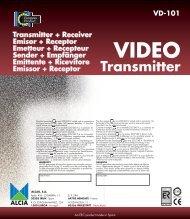 Transmitter - Alcad