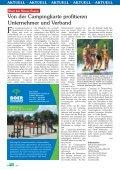 Marktplatz Messe - Campingwirtschaft Heute - Seite 6