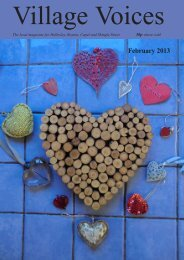 February - Village Voices
