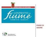 Piano d'Azione - Valutazione Ambientale - Regione Piemonte