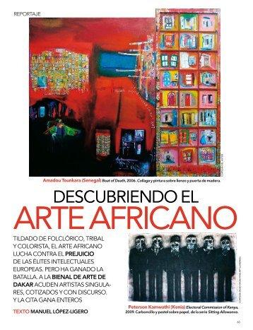DESCUBRIENDO EL - Goodman Gallery