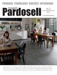 Pardoseli mai 2012 - Magazin Pardoseli