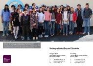 Undergraduate (Degree) Students - Arts University Bournemouth