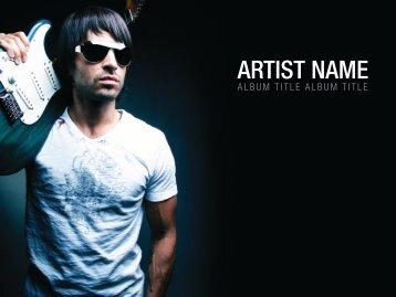 ARTIST NAME - TuneCore