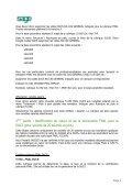 Police à utiliser : Helvetica, 10 points, ordinaire ... - extremIT - Page 6