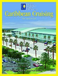 Quarterly Magazine - The Florida-Caribbean Cruise Association