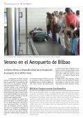 Una nueva era para los aeropuertos - Bilbao Air - Page 6