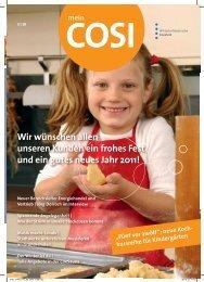 Zeitschrift Nr. 3/2010 - Stadtwerke Coesfeld GmbH