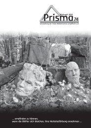 Prisma (74) - Freie Waldorfschule Schopfheim