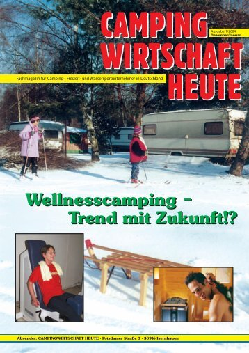 AKTUELL · AKTUELL · AKTUELL · AKTUELL - Campingwirtschaft ...