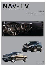 Install Manual UCT-13 r6.pdf - Nav-TV