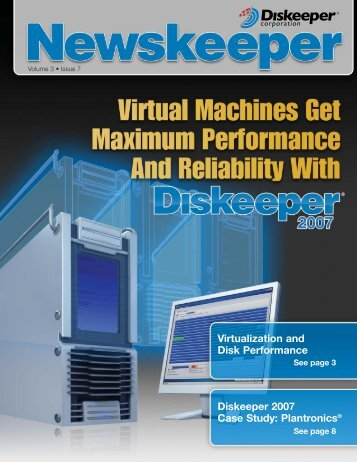 Virtualization and Disk Performance