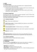 Hitech Pro Kullanıcı Kılavuzu Türkçe - Tuncmatik - Page 5