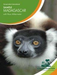 Baer Madagascar July 2007.indd - Library - Conservation International